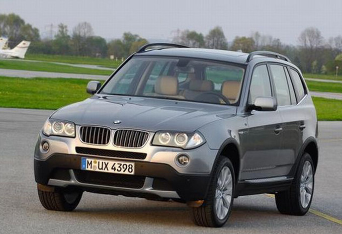 prijs bmw x3 2004 autogids. Black Bedroom Furniture Sets. Home Design Ideas