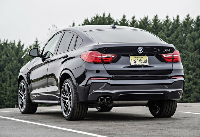 Bmw X4 Xdrive20d 140 Kw 2018 Prix Moniteur Automobile