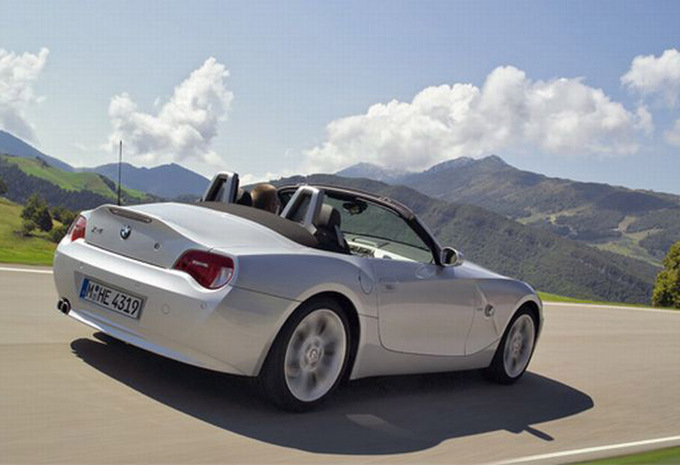 bmw z4 roadster 2003 prix moniteur automobile. Black Bedroom Furniture Sets. Home Design Ideas
