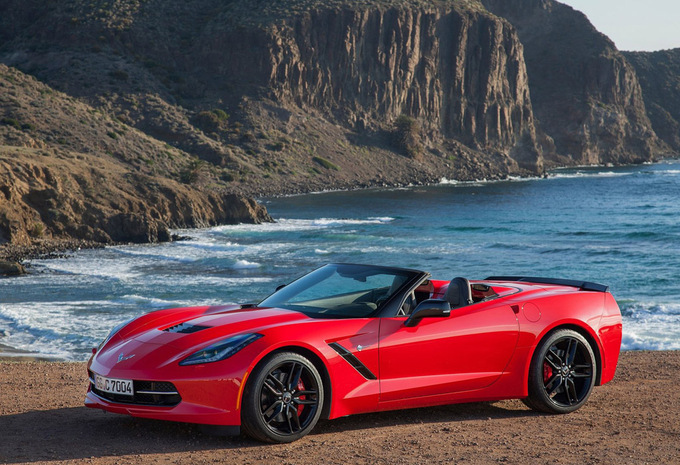 chevrolet corvette cabrio c7 2014 prix moniteur automobile. Black Bedroom Furniture Sets. Home Design Ideas