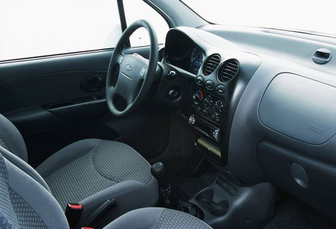 chevrolet matiz 0 8 se auto 2005 prix moniteur automobile. Black Bedroom Furniture Sets. Home Design Ideas