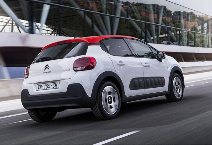 Saloncondities Citroën - Autosalon 2017 #1