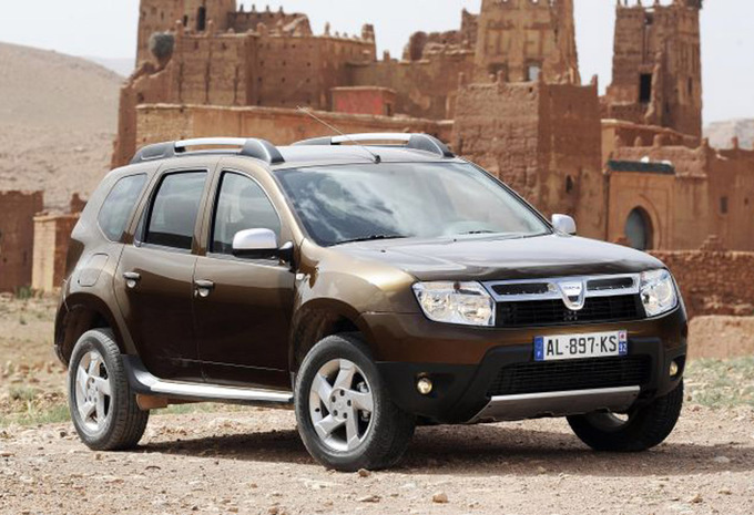 prijs dacia duster 1 5 dci 110 4x2 prestige 2010 autogids. Black Bedroom Furniture Sets. Home Design Ideas