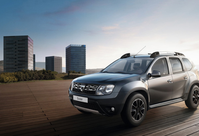 Saloncondities Dacia - Autosalon 2017 #1