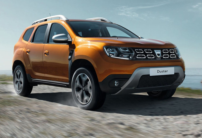 dacia duster 1 6 sce 115 essential 2018 prix moniteur automobile. Black Bedroom Furniture Sets. Home Design Ideas