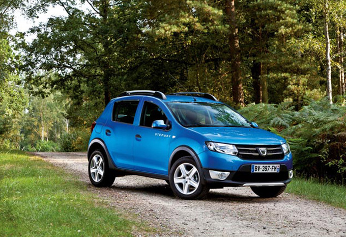 prijs dacia sandero stepway 1 5 dci 90 stepway plus 2012 autogids. Black Bedroom Furniture Sets. Home Design Ideas