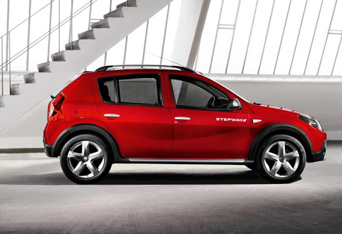 dacia sandero stepway 0 9 tce stepway 2012 prix. Black Bedroom Furniture Sets. Home Design Ideas
