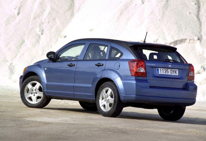 prijs dodge caliber 2 0 crd sxt plus 2006 autogids. Black Bedroom Furniture Sets. Home Design Ideas