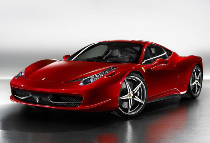 ferrari f 458 458 italia 2010 prix moniteur automobile. Black Bedroom Furniture Sets. Home Design Ideas