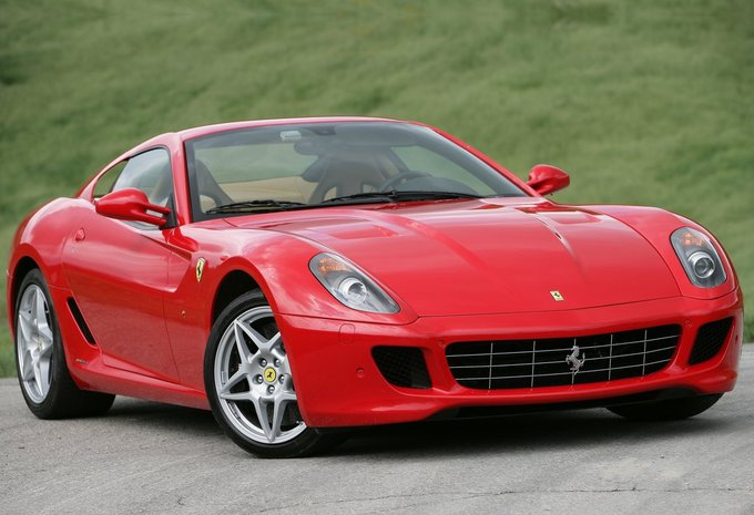 ferrari f 599 599 gtb fiorano f1 2006 prix moniteur automobile. Black Bedroom Furniture Sets. Home Design Ideas