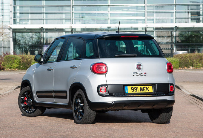 fiat 500l trekking 1 6 mjet 88kw by beats 2016 prix moniteur automobile. Black Bedroom Furniture Sets. Home Design Ideas