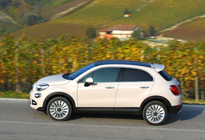 fiat 500x 1 6 multijet 85kw pop star 2018 prix moniteur automobile. Black Bedroom Furniture Sets. Home Design Ideas