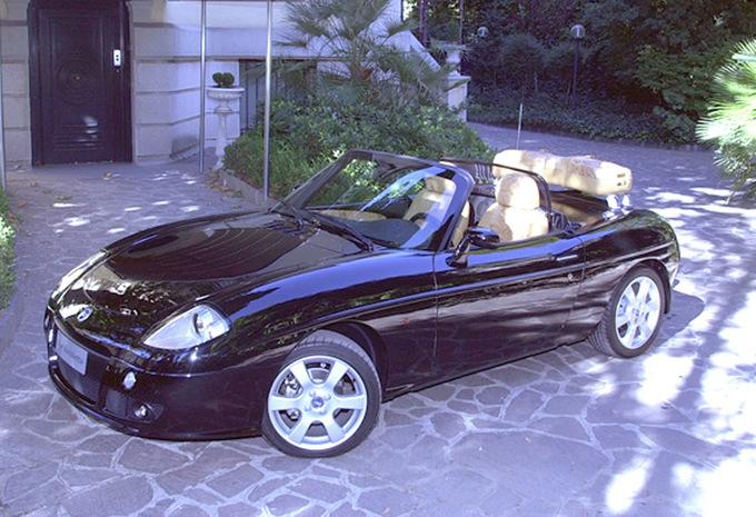 fiat barchetta 1 8 16v naxos 1995 prix moniteur automobile. Black Bedroom Furniture Sets. Home Design Ideas