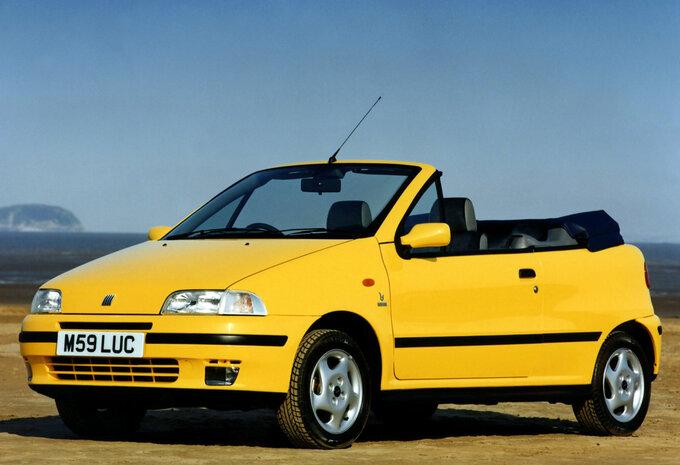 fiat punto cabrio 90 elx 1994 prix moniteur automobile. Black Bedroom Furniture Sets. Home Design Ideas