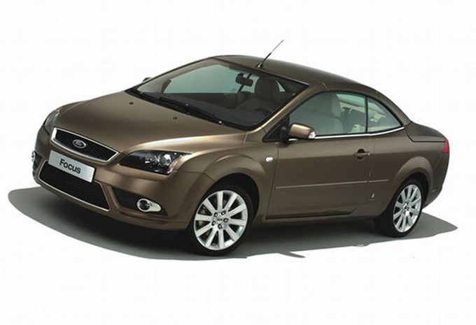 ford focus cabrio 2 0 tdci titanium 2006 prix moniteur automobile. Black Bedroom Furniture Sets. Home Design Ideas