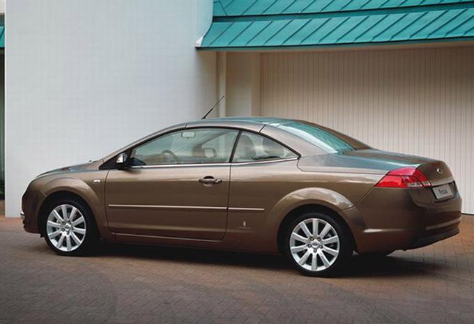 prijs ford focus cabrio 2 0 tdci titanium 2006 autogids. Black Bedroom Furniture Sets. Home Design Ideas