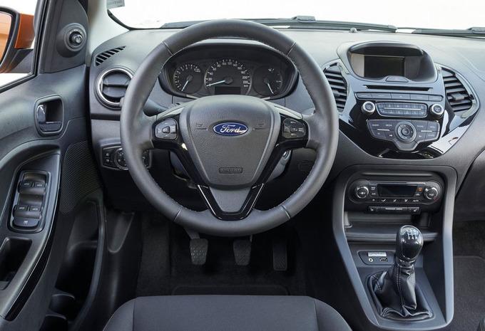 Prijs Ford Ka 1 2i 63kw Ultimate 2019 Autogids