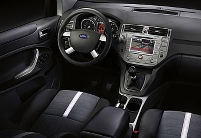 ford kuga 2 0 tdci 2wd trend 2008 prix moniteur automobile. Black Bedroom Furniture Sets. Home Design Ideas