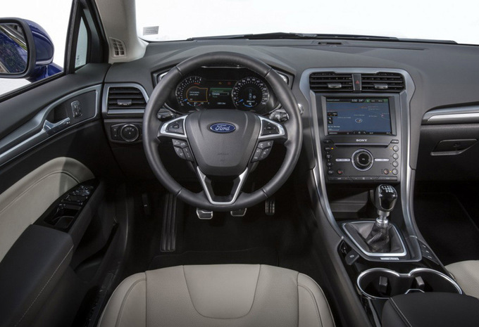 Prijs ford mondeo 5d 2 0 tdci 110kw business class 2019 autowereld - Ford mondeo interior ...
