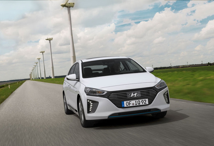 Specificaties En Eigenschappen Motor Hyundai Ioniq 1 6 Plug In