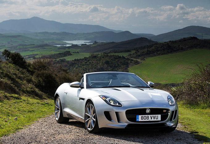 jaguar f type 3 0 v6 340 2013 prix moniteur automobile. Black Bedroom Furniture Sets. Home Design Ideas
