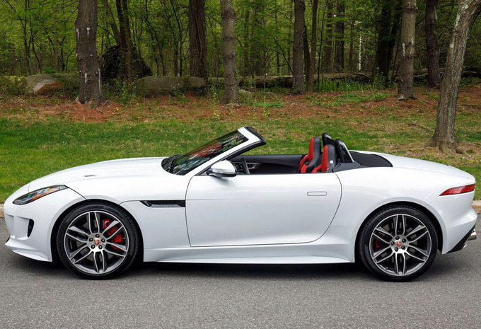 jaguar f type cabriolet 5 0 v8 s c 423kw svr 2019 prix moniteur automobile. Black Bedroom Furniture Sets. Home Design Ideas