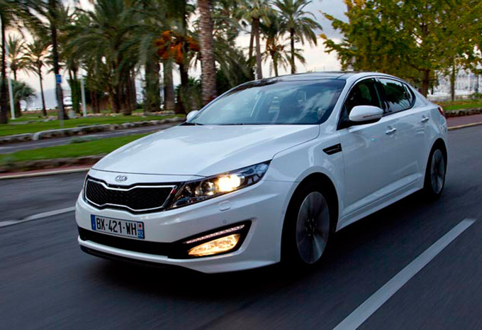 kia optima 2 0 lounge auto hybride 2012 prix moniteur automobile. Black Bedroom Furniture Sets. Home Design Ideas