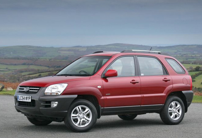 kia sportage 5p 2 0 crdi 112 active 4wd 2004 prix. Black Bedroom Furniture Sets. Home Design Ideas