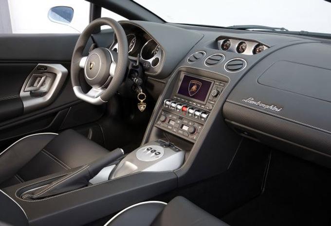lamborghini gallardo 5 2 v10 lp570 4 superleggera 2003 prix moniteur automobile. Black Bedroom Furniture Sets. Home Design Ideas