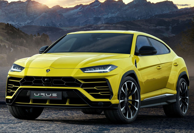 lamborghini urus 4 0 bi turbo v8 478kw 2018 prix. Black Bedroom Furniture Sets. Home Design Ideas