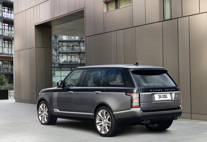 2017 Land Rover Range Rover 3.0 L V6 Supercharged Hse >> Prijs Land Rover Range Rover 3.0 SDV6 Hybrid Vogue SE LWB (2017) - AutoGids