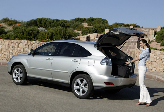 lexus rx rx 400h 2003 prix moniteur automobile. Black Bedroom Furniture Sets. Home Design Ideas