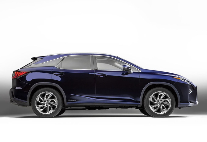 lexus rx rx450h 2018 prix moniteur automobile. Black Bedroom Furniture Sets. Home Design Ideas