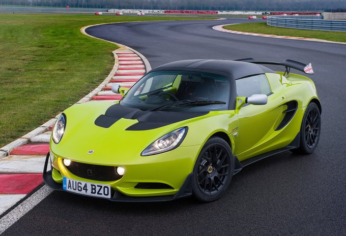 lotus elise 1 8 s cup 250 2015 prix moniteur automobile. Black Bedroom Furniture Sets. Home Design Ideas