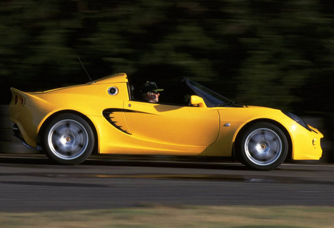 lotus elise coup elise 2000 prix moniteur automobile. Black Bedroom Furniture Sets. Home Design Ideas