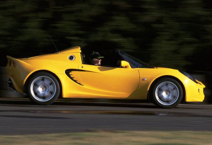 lotus elise coup elise 2000 prix moniteur automobile. Black Bedroom Furniture Sets. Home Design Ideas