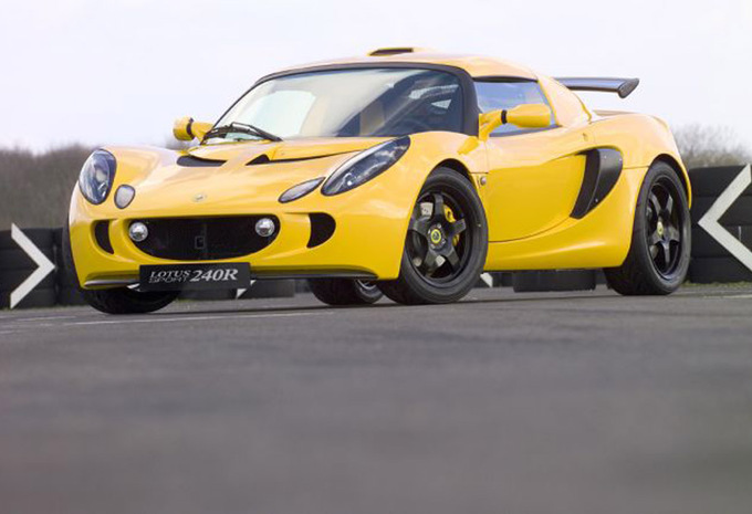 lotus exige exige cup 240 2005 prix moniteur automobile. Black Bedroom Furniture Sets. Home Design Ideas
