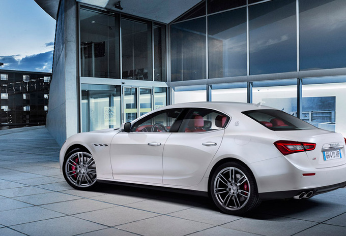 Maserati Ghibli Lease >> Prijs Maserati Ghibli 3.0 Aut. S Q4 (2020) - AutoWereld