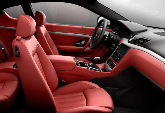 maserati granturismo granturismo s 2007 prix moniteur automobile. Black Bedroom Furniture Sets. Home Design Ideas