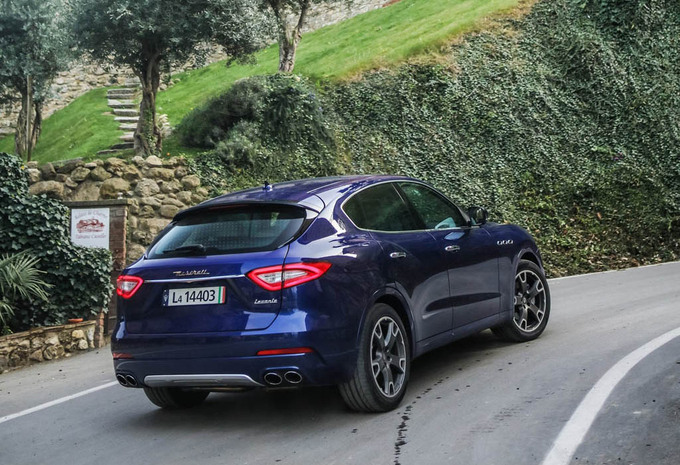 maserati levante 3 0 diesel v6 202kw aut 4x4 2019 prix moniteur automobile. Black Bedroom Furniture Sets. Home Design Ideas