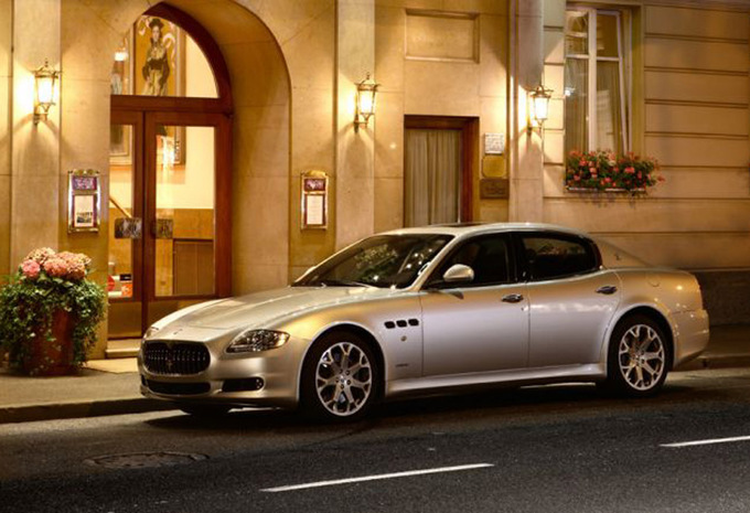 maserati quattroporte quattroporte 2004 prix moniteur. Black Bedroom Furniture Sets. Home Design Ideas