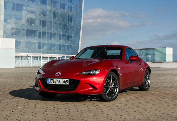 prijs mazda mx 5 coup 2 0 skyactiv g 184 skycruise rf 2018 autowereld. Black Bedroom Furniture Sets. Home Design Ideas