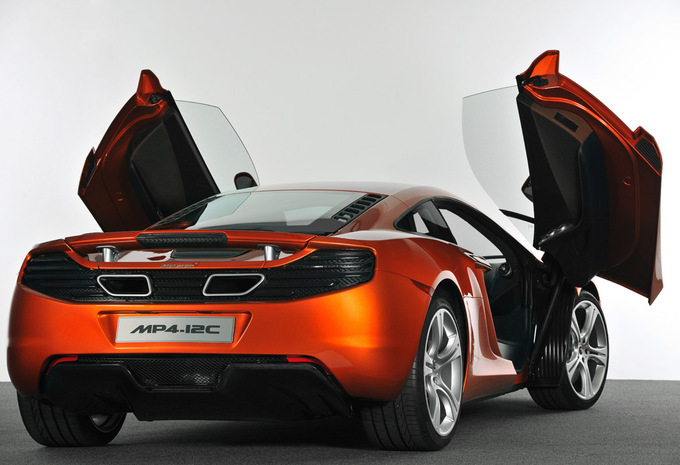 mclaren mp4 12c mp4 12c 2011 prix moniteur automobile. Black Bedroom Furniture Sets. Home Design Ideas
