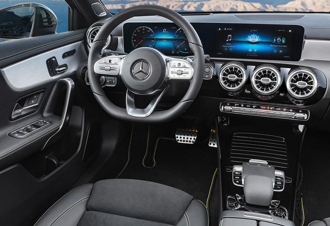 Mercedes Benz Classe A 5p Mercedes Amg A 35 4matic 2020 Prix