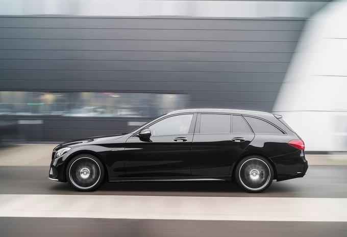 Prijs Mercedes Benz C Klasse Break C 180 Business Solution 2019