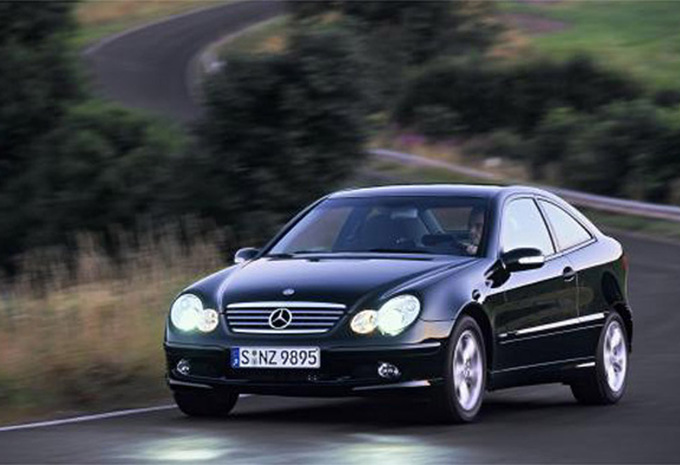 Images sp cifications techniques mercedes benz classe c - Mercedes classe c coupe sport occasion ...