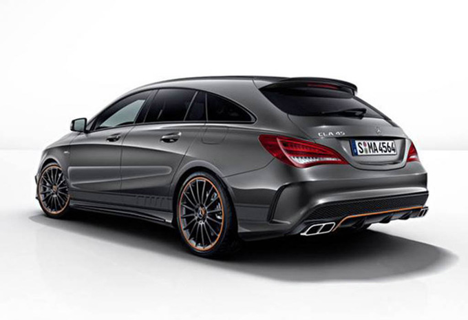 mercedes benz classe cla shooting brake cla 250 urban. Black Bedroom Furniture Sets. Home Design Ideas