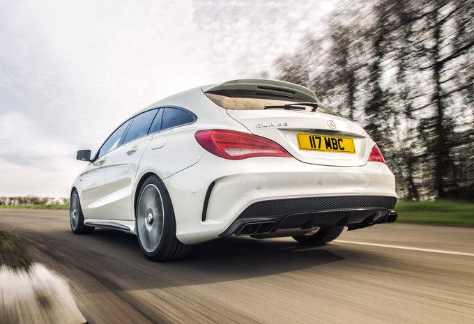 Prijs Mercedes Benz Cla Klasse Shooting Brake Cla 200 2019 Autogids