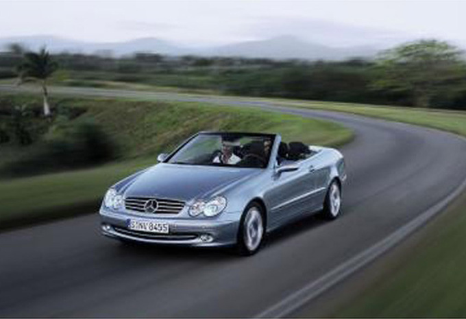 mercedes benz classe clk cabriolet clk 320 cdi 2003 prix moniteur automobile. Black Bedroom Furniture Sets. Home Design Ideas
