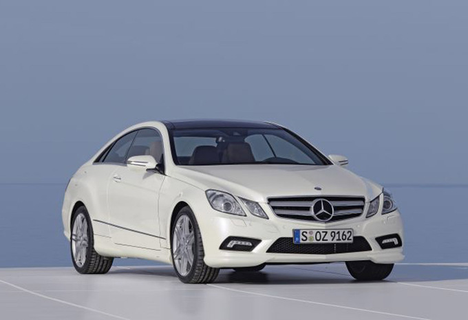 prijs mercedes benz e klasse coup e 250 cdi 2009 autogids. Black Bedroom Furniture Sets. Home Design Ideas